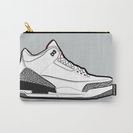"""Air Jordan III """"White Cement"""" Carry-All Pouch"""