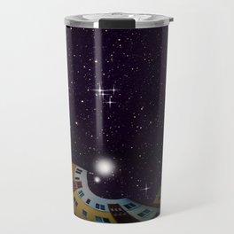 Zirkumpolarer Blick. Travel Mug