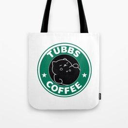 Tubbs Coffee Tote Bag