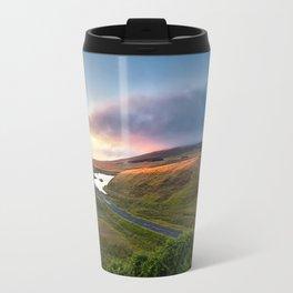 Vanishing Lakes,Ireland,Northern Ireland,Ballycastle Travel Mug