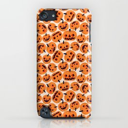 Halloween Jacks iPhone Case