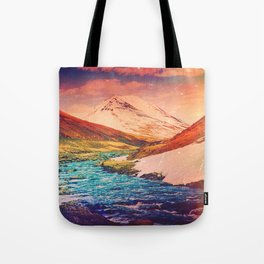 Warm In the Winter Tote Bag