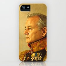 Bill Murray - replaceface iPhone (5, 5s) Slim Case