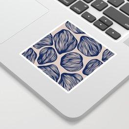 Organic Shapes 1 Sticker
