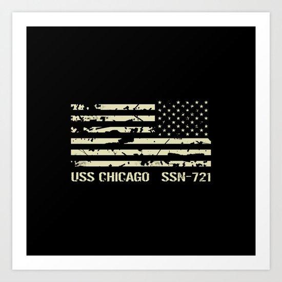 USS Chicago by jsdavies