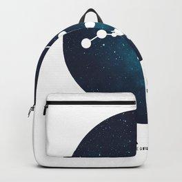 Ursa Major - Star Constellation Backpack