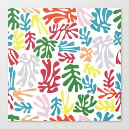 Matisse Pattern 004 Canvas Print