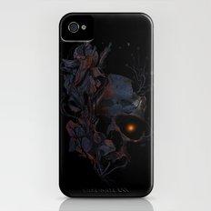 DeathBlooms iPhone (4, 4s) Slim Case