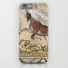 Wonderful wild horse Slim Case iPhone 6s