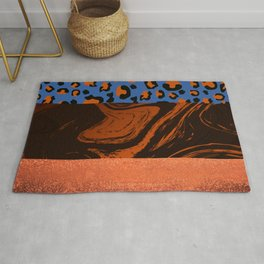 Urban Jungle - Pattern Mix Rug
