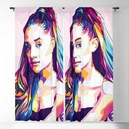Ariana Grand Announces Blackout Curtain