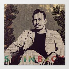 Steinbeck Canvas Print