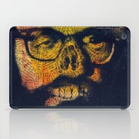 howl iPad Cases featuring Howl by Alec Goss