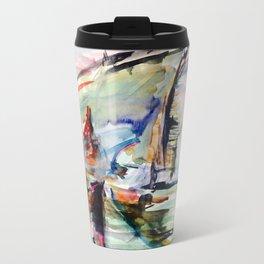 Navigating the existence Travel Mug