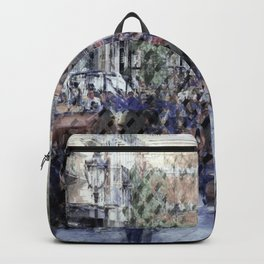 Portrayal tally. Delimit. Layer. Angles get lulls. Backpack