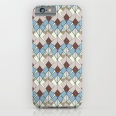 Retro Geometry Diamond Slim Case iPhone 6s