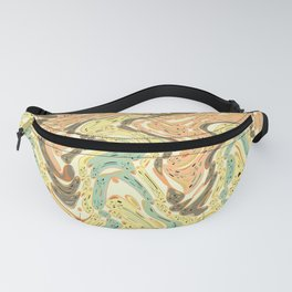 Parallel paths Fanny Pack