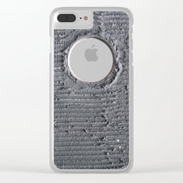 hole Clear iPhone Case