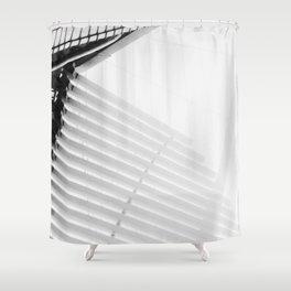 Untitled (Sail) Shower Curtain