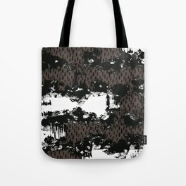 Dazed and Abstract  Tote Bag