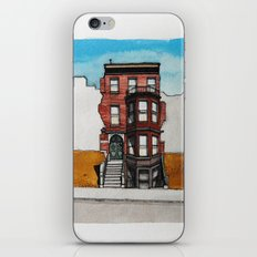 Last House Standing iPhone & iPod Skin