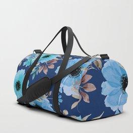 FLOWERS WATERCOLOR 26 Duffle Bag