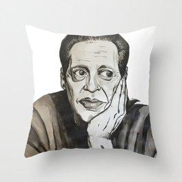 Oh, Steve Throw Pillow