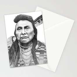 Chief Joseph Stationery Cards