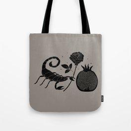 New Moon in Scorpio Tote Bag