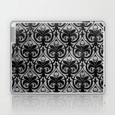 Dark D Laptop & iPad Skin