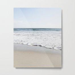 Beach Escape Metal Print