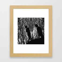 Where To Framed Art Print