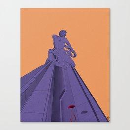 Lacoon Canvas Print
