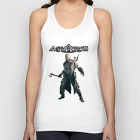 assassins creed Tank Tops featuring Assassins Creed   by store2u