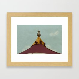 Big Top#4 Framed Art Print
