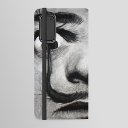 I am drugs ( Salvador Dali ) Android Wallet Case