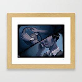 505 Framed Art Print