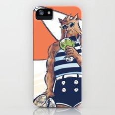 Werewolf on the Beach Slim Case iPhone SE