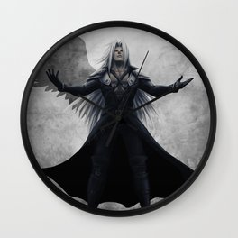 Sephiroth - One Winged Angel Wall Clock