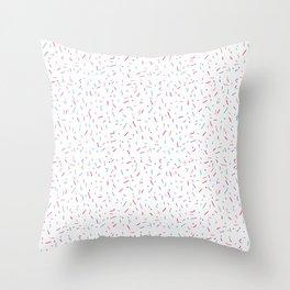 Confetti Throw Pillow