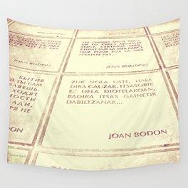 Joan Bodon [1] Wall Tapestry