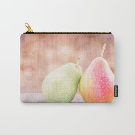 LOVING PEARS Carry-All Pouch