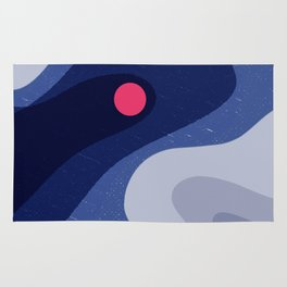 Dot | Happy modern Art Rug