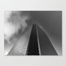 Canary Warf London 3 Canvas Print