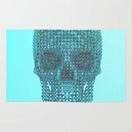 Diamond Skull [Front] Rug