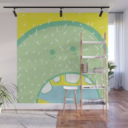 Hungry. Wall Mural