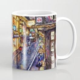 Melbourne Streetscape Coffee Mug