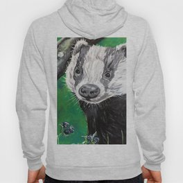 Badger In The Green Hoody