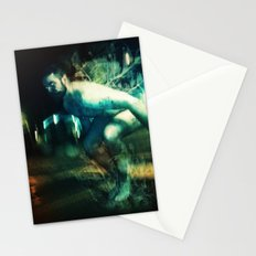 dead jump Stationery Cards