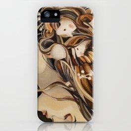 Rats Nest iPhone Case